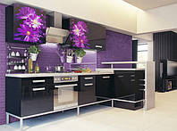 Стильные кухни, фото в Киеве, на заказ - из дерева, мдф, стекло, шпон, дизайн., фото 1