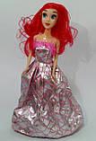 Кукла музыкальная Русалочка в коробке 10*10*28 см BL7715A-10, фото 2