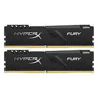 Оперативна память Kingston 16 GB (2x8GB) DDR4 3466 MHz HyperX Fury Black (HX434C16FB3K2/16)