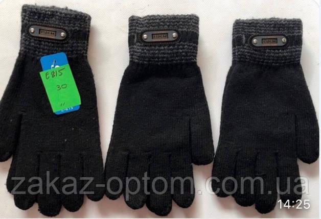 Перчатки мужские оптом Китай Е815-63304, фото 2