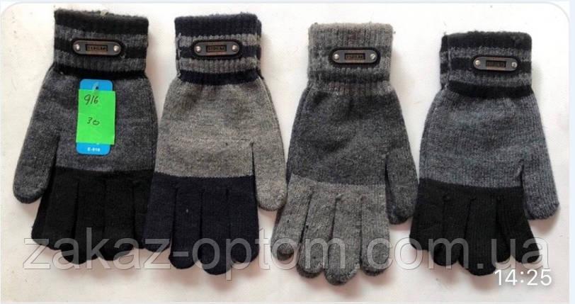 Перчатки мужские оптом Китай 916-63305, фото 2
