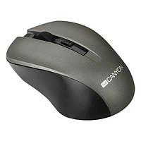Мишка USB ігрова Canyon CNE-CMSW1G