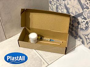 Набор для устранения сколов и трещин на ванне Plastall Mini