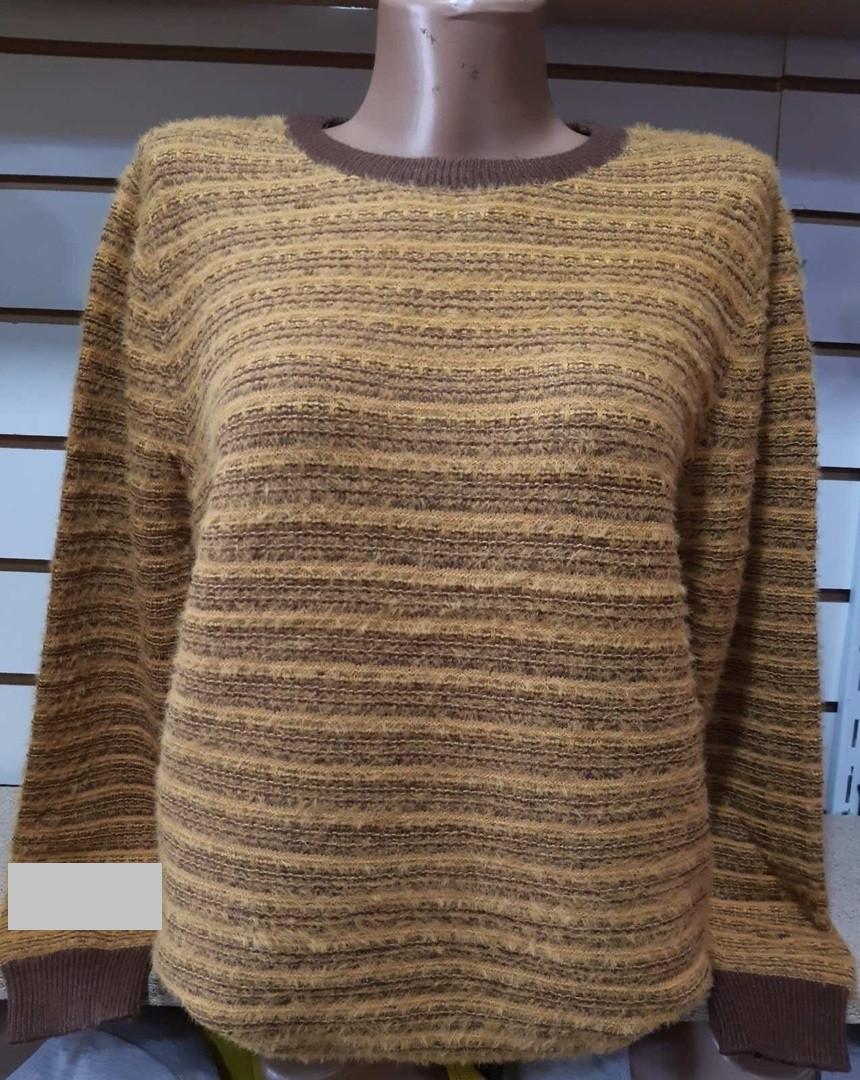 Стильний жіночий кашеміровий светр 482 с. т.