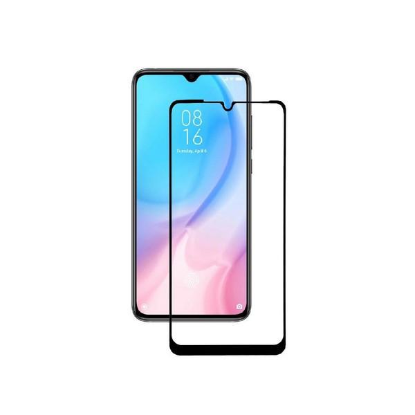 Захисне скло Xiaomi Mi CC9/ Xiaomi Mi 9 3D прозоре (Чорне) Gelius Pro