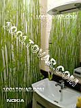 """Шторка для ванной комнаты """"Bamboos"""" (Бамбук), размер 240х200 см., фото 2"""