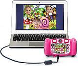 Детский фотоаппарат с видео записью, MP3 и наушники. VTech Kidizoom Duo 5.0 Deluxe Digital Selfie Camera, фото 7