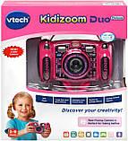 Детский фотоаппарат с видео записью, MP3 и наушники. VTech Kidizoom Duo 5.0 Deluxe Digital Selfie Camera, фото 8