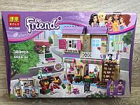"""Конструктор френдс Bela Friends 10495 """"Овощной рынок в Хартлейке"""" (аналог LEGO Friends 41108), 389 деталей"""