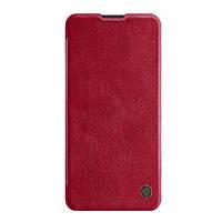 Чохол-книжка для Huawei P40 Nillkin QIN Series Червоний