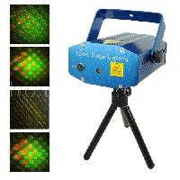 Лазер диско YX-09,лазерная установка mini