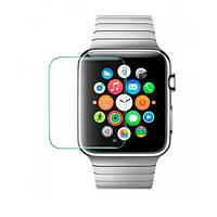 Захисне скло гнучке Apple Watch 42mm 3D Full glue прозоре