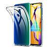 Накладка для Samsung Galaxy M315 M31 силікон TPU Epic 1,0mm Transparent