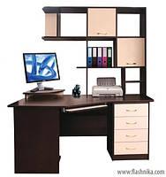 Компьютерный стол Ника 61 1500х1000х2000