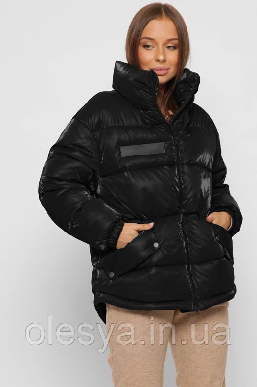 Женская Зимняя куртка X-Woyz 8874 размеры 42- 52