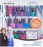 """Подарочный набор косметики для детей с лаками для ногтей """"Холодное сердце"""" Disney's Frozen Cosmetic Set из США, фото 3"""