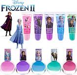 """Подарочный набор косметики для детей с лаками для ногтей """"Холодное сердце"""" Disney's Frozen Cosmetic Set из США, фото 2"""