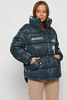 Модная женская Зимняя куртка X-Woyz размеры 42 - 52
