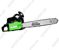 Бензопила Green Garden GCS-3500 2 шины, 2 цепи, фото 2