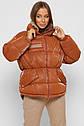 X-Woyz Зимняя женская куртка на экопухе размеры 42- 52, фото 3