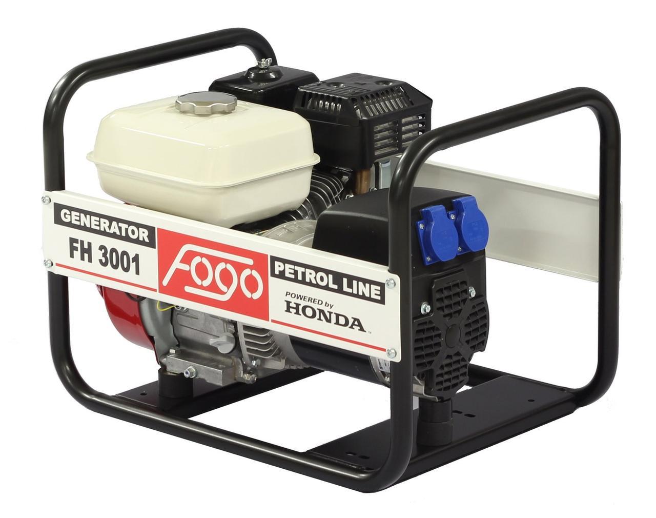 Генератор бензиновый FOGO FH 3001
