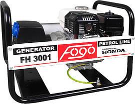 Генератор бензиновый FOGO FH 3001, фото 3