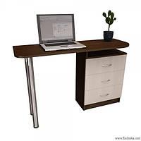 Компьютерный стол Ника 54 1150х400х750