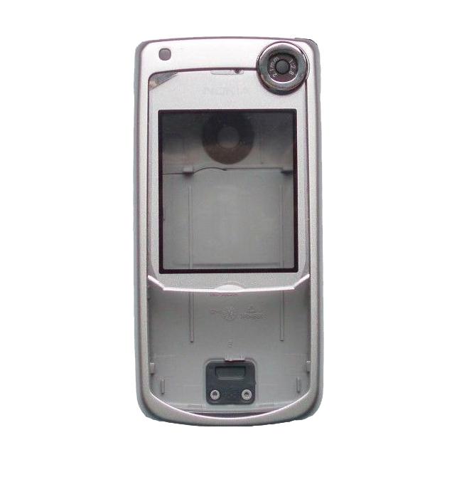 Корпус для Nokia 6680 серый