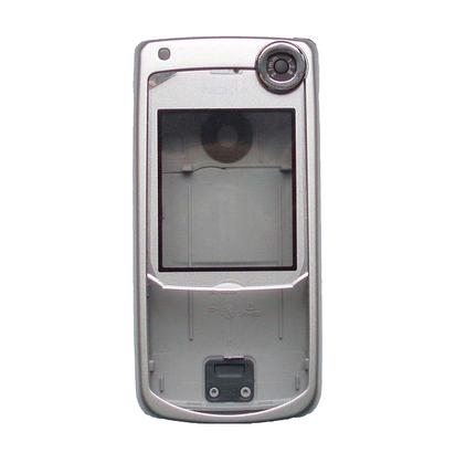 Корпус для Nokia 6680 серый, фото 2