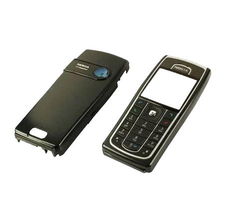 Корпус для Nokia 6230 черный