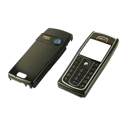 Корпус для Nokia 6230 черный, фото 2