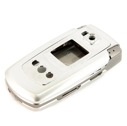 Корпус для Samsung E 770 Серый, фото 2