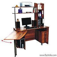 Компьютерный стол Ника Протеус 1350х600х1750