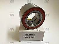 Подшипник ступицы передней на ВАЗ 2110-12 2170-72 2108-099 Пр-во Glober.