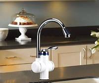 Электронагреватель проточной воды на кран Rapid, водонагреватель Репид
