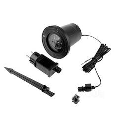 Лазерная установка Laser Light Shower With Stand Wl 602    Уличный проектор, фото 2