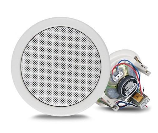 Потолочная акустика Ceiling Speaker HD 19 | Колонки врезные 160 мм 6 Вт