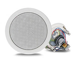 Потолочная акустика Ceiling Speaker HD 19 | Колонки врезные 160 мм 6 Вт, фото 2