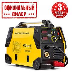Сварочный инверторный полуавтомат Sturm AW97PA350P (MIG/MAG,MMA, 350А)  (8.5 кВт, 350 А)