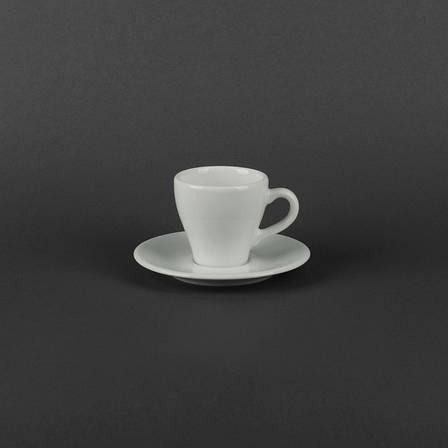 Чашка кавова 70мл з блюдцем Lubiana Паула (1700/1771), фото 2