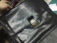 Замена замка в Мужском портфеле