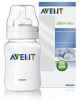 Бутылочка для кормления Avent  PP  260мл.