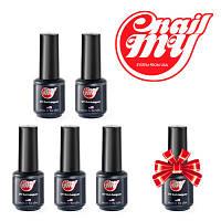Акция!!! При покупке 5 гель-лаков My nail + 1 в подарок.