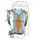 Рюкзак туристический Ferrino Triolet 32+5 Orange, фото 9