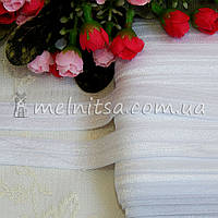 Резинка для повязок (эластичная бейка), 1,5 см, белая