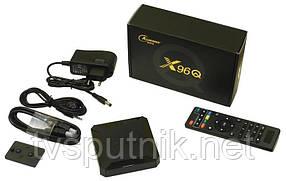 Смарт ТВ-приставка + DVB-T2 Тюнер Т2 GI UNI 2++ 2/16GB