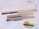 Накладки на пороги Citroen C4 II 2011- standart, фото 2