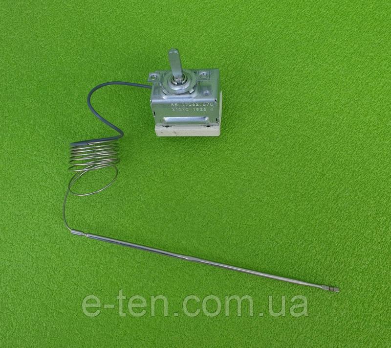 """Термостат капиллярный EGO 55.17062.570 / Tmax=312°С / 20А / L длина капилляра=105см для духовок """"GORENJE"""""""