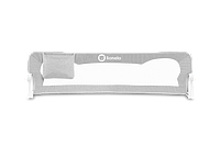 Защитный бортик для кровати Lionelo EVA GREY melange