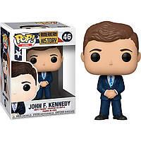 Фигурка Funko Pop Фанко Поп Американская История Джон Кеннеди John Kennedy 10 см Movies АН JK 46